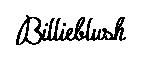 Billieblush логотип