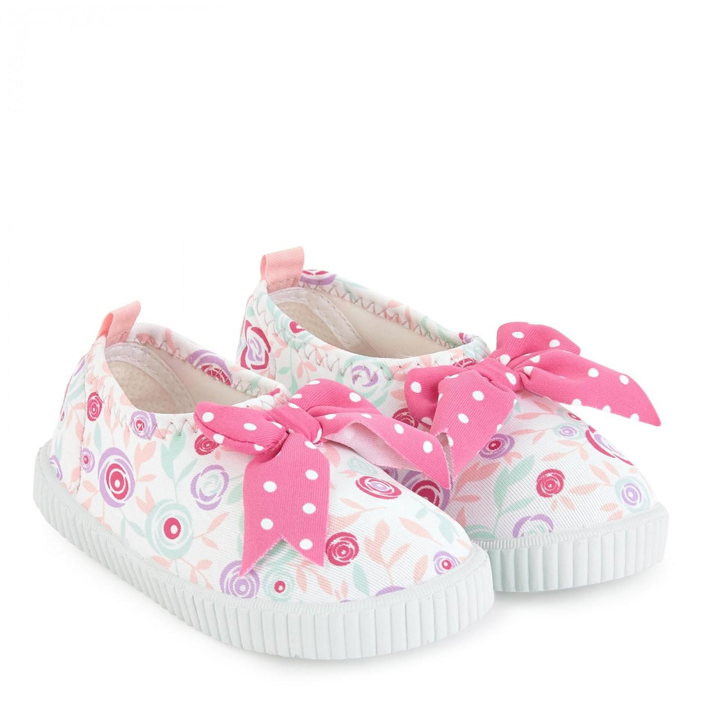 Пляжная обувь с бантиком Archimede A502441