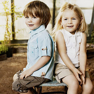 Детская одежда Burberry