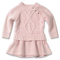 Дизель платье вязаное