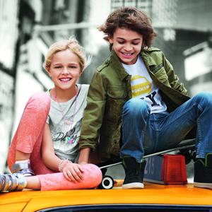 Детская одежда DKNY kids
