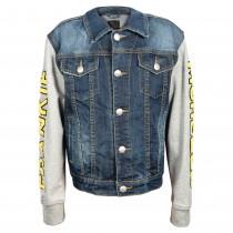 Куртка джинсовая Frankie Morello FJJS7217-FM001
