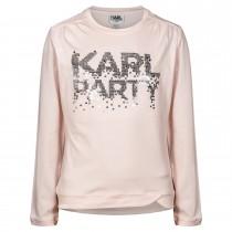 Футболка Karl Lagerfeld Kids Z15099-43B