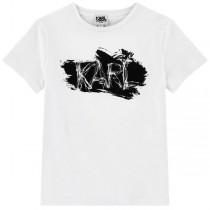 Футболка Karl Lagerfeld Kids Z25093-10B