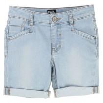 Шорты джинсовые Karl Lagerfeld Kids Z24043-Z27