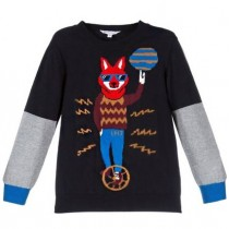 Пуловер Little Marc Jacobs W25185-851