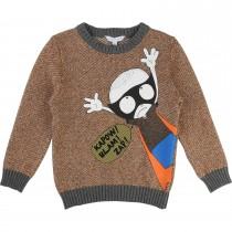 Пуловер Little Marc Jacobs W25225-T04