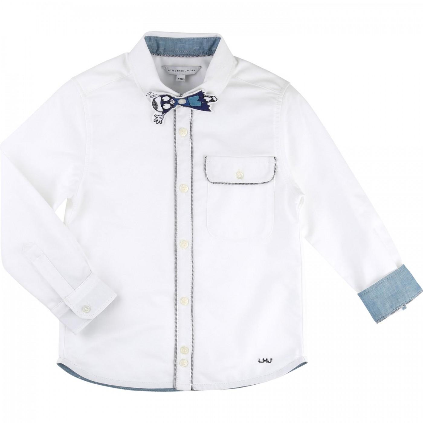 Рубашка Little Marc Jacobs W25245-10B