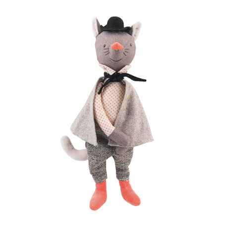 Игрушка кот Chat Le Galant Moulin Roty