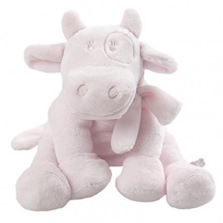 Мягкая игрушка корова Lola 25 см. Noukies