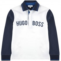Поло Hugo Boss J25855-10B