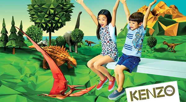 Kenzo kids SS 2015