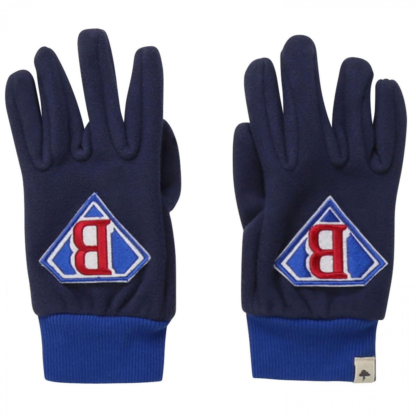 Перчатки Billybandit V20095-849