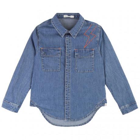 Рубашка джинсовая Billybandit