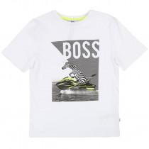 Футболка Hugo Boss J25D86-N05