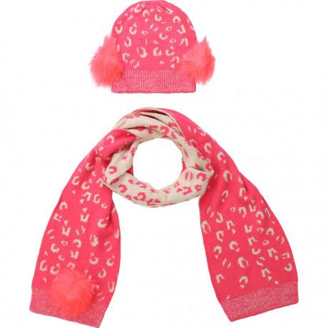 Шапка+шарф Billieblush
