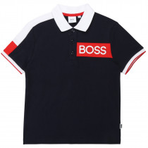 Рубашка-поло Hugo Boss J25E29-849