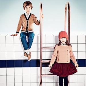 Детская одежда Carrement Beau