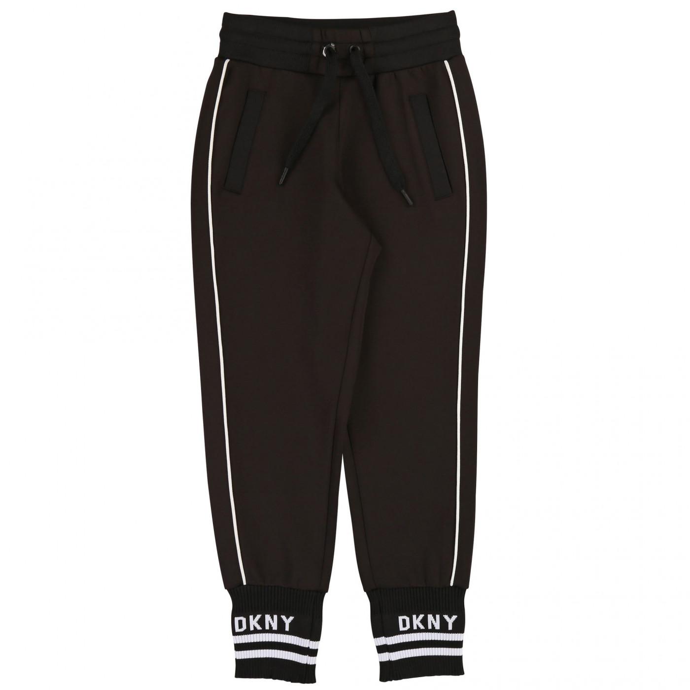 Спортивные брюки DKNY D24701-09B