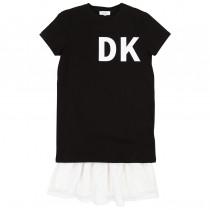 Сарафан с  футболкой DKNY D32701-09B