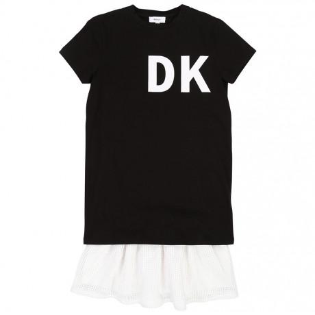 Сарафан с  футболкой DKNY