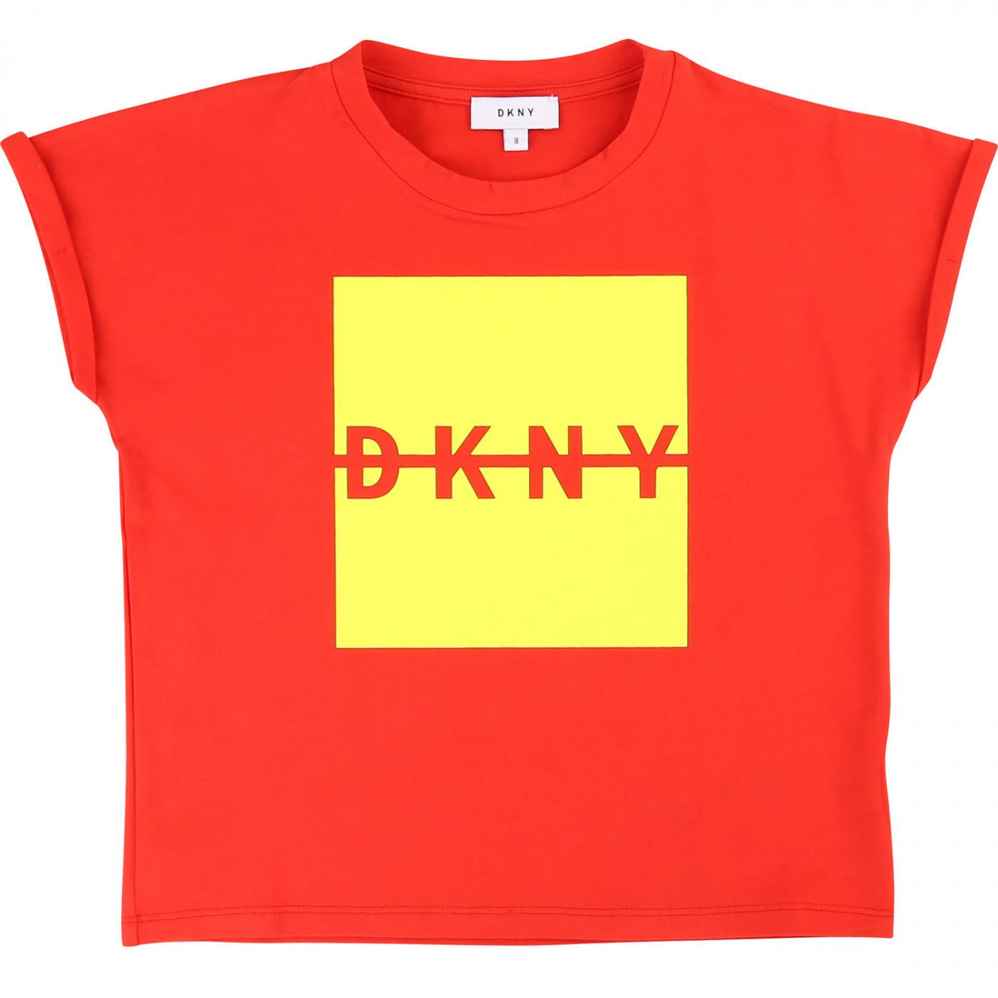 Футболка DKNY D35Q28-992