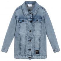 Джинсовая куртка DKNY D36602-Z02