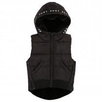 Куртка без рукавов DKNY D36608-09B