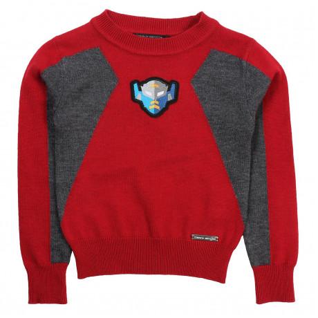Пуловер Frankie Morello
