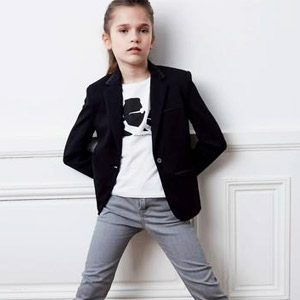 Детская одежда Karl Lagerfeld Kids