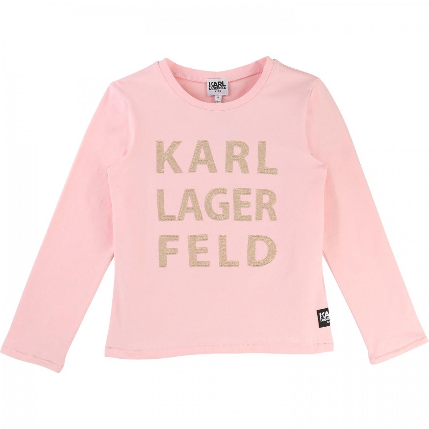 Футболка Karl Lagerfeld Kids Z15047-45K