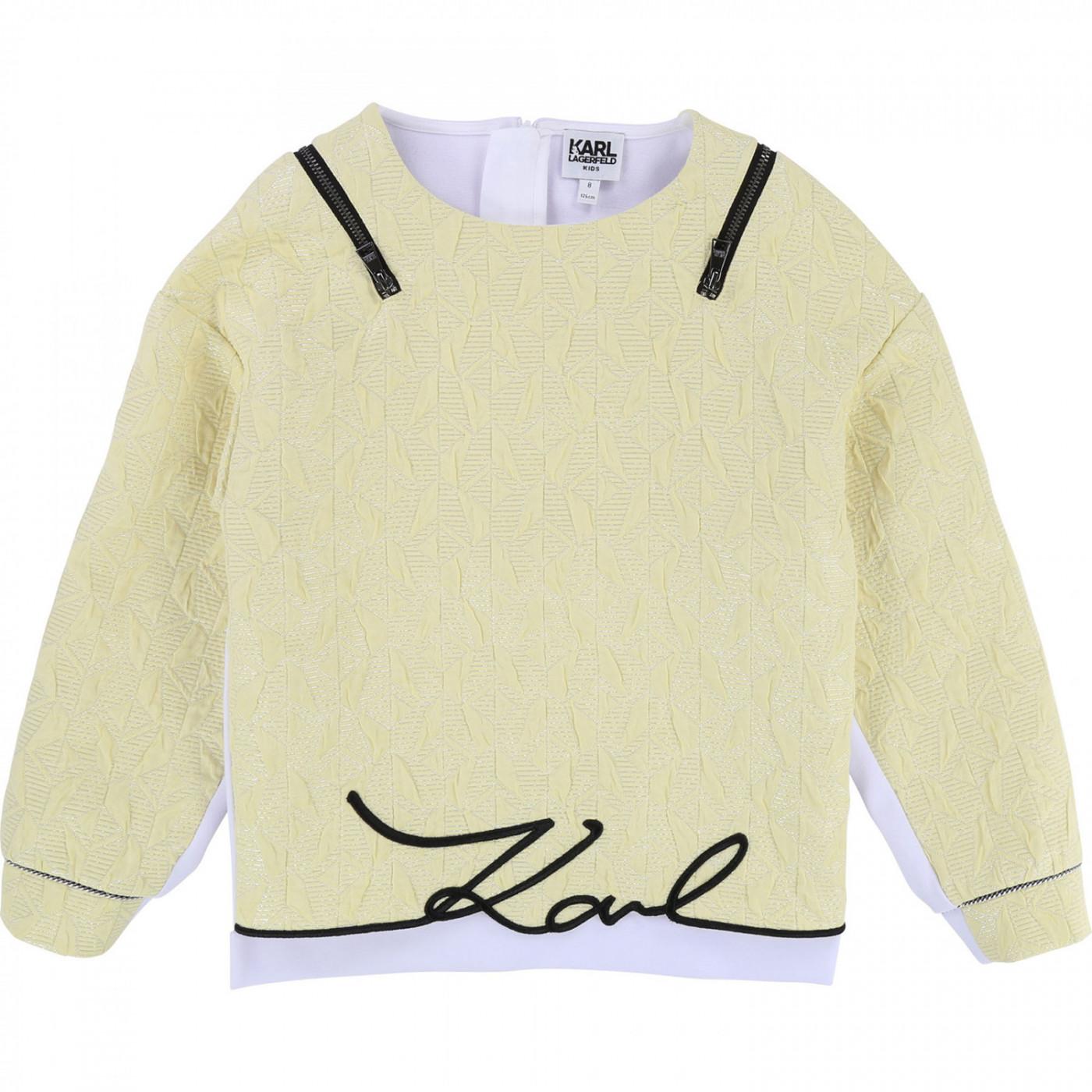 Блуза Karl Lagerfeld Kids Z15140-Z40