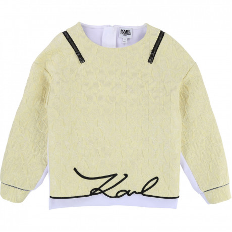 Блуза Karl Lagerfeld Kids