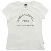 Футболка Karl Lagerfeld Kids Z15162-45X