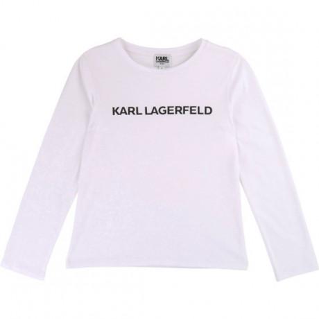 Футболка Karl Lagerfeld Kids
