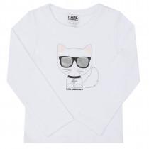 Футболка Karl Lagerfeld Kids Z15210-10B