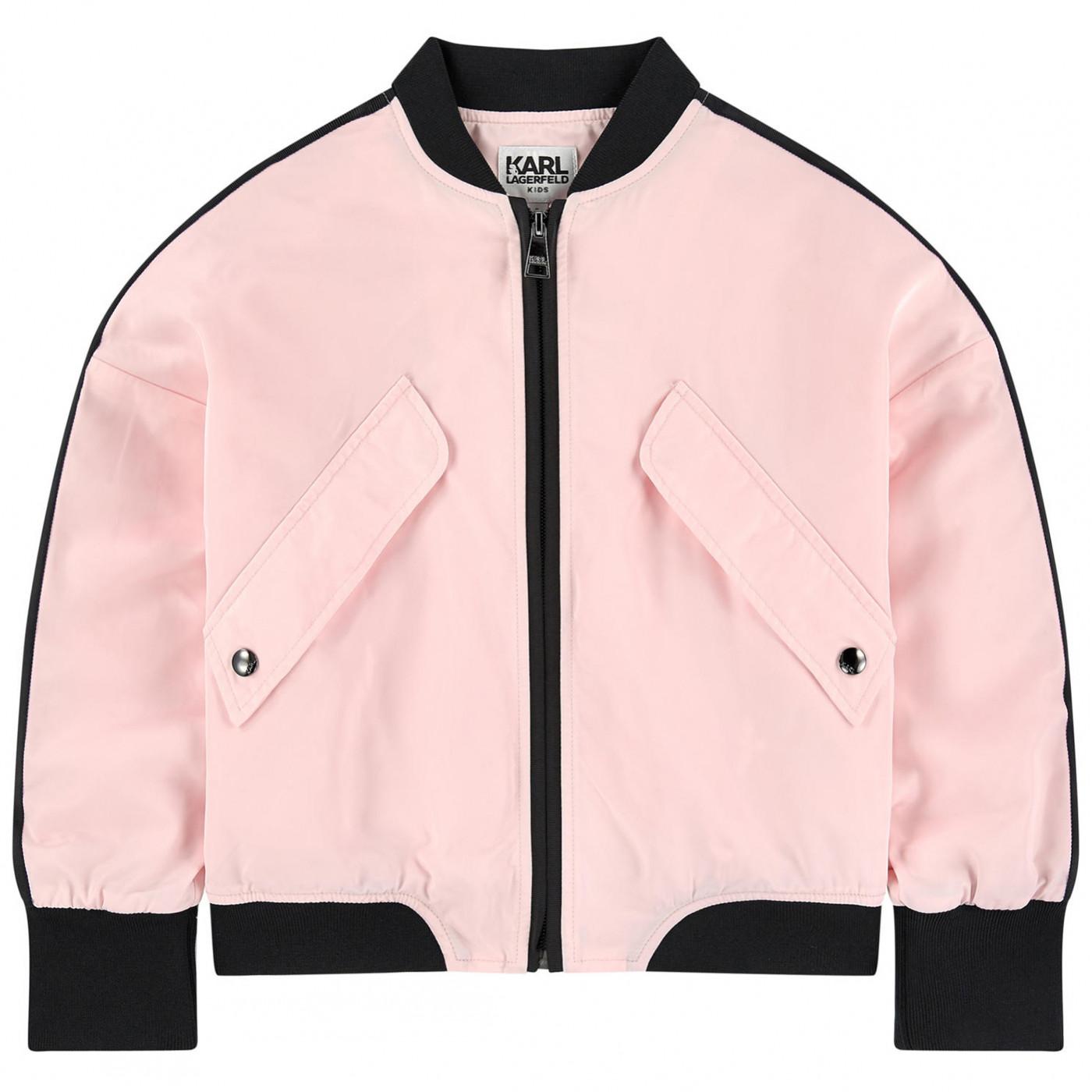 Куртка Karl Lagerfeld Kids Z16047-44L