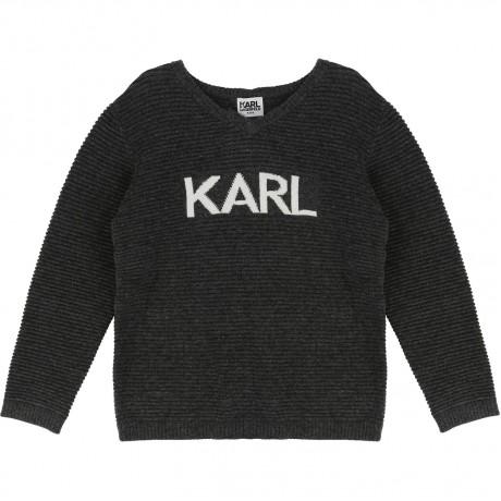 Пуловер Karl Lagerfeld Kids