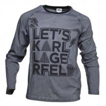 Футболка Karl Lagerfeld Kids Z25102-294