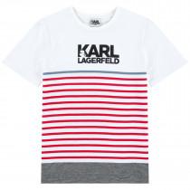 Футболка Karl Lagerfeld Kids Z25123-Z40