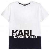 Футболка Karl Lagerfeld Kids Z25124-N68