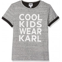 Футболка Karl Lagerfeld Kids Z25126-Z40
