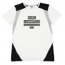 Футболка Karl Lagerfeld Kids Z25129-10B