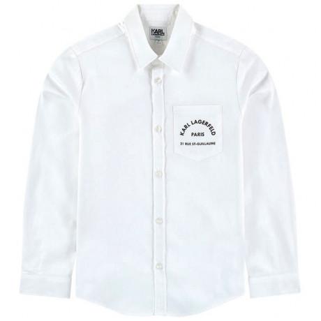 Рубашка Karl Lagerfeld Kids