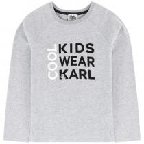 Футболка Karl Lagerfeld Kids Z25162-A32