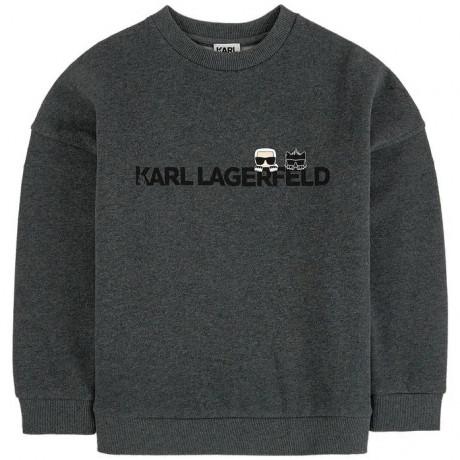 Толстовка Karl Lagerfeld Kids