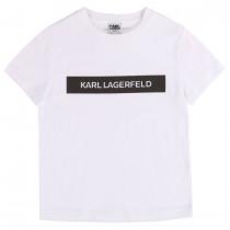 Футболка Karl Lagerfeld Kids Z25203-10B