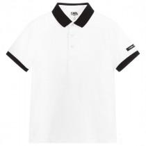 Рубашка-поло Karl Lagerfeld Kids Z25212-10B