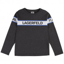 Футболка Karl Lagerfeld Kids Z25215-A48