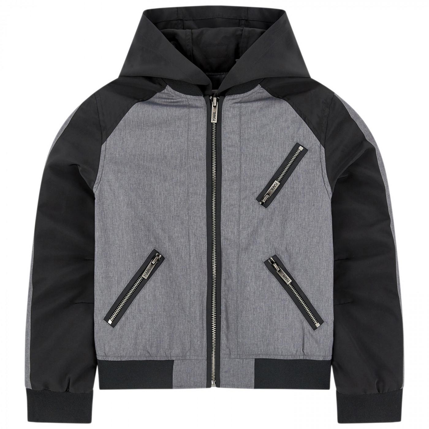 Куртка Karl Lagerfeld Kids Z26038-M60